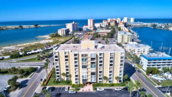 Photo of 800 S Gulfview Boulevard, Unit 302, CLEARWATER BEACH, FL 33767 (MLS # U8021243)