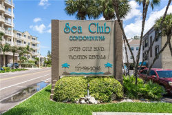 Photo of 19725 Gulf Boulevard, Unit 22, INDIAN SHORES, FL 33785 (MLS # U8024826)