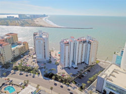 Photo of 450 S Gulfview Boulevard, Unit 1204, CLEARWATER BEACH, FL 33767 (MLS # U8033578)