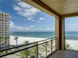 Photo of 11 Baymont Street, Unit 805, CLEARWATER BEACH, FL 33767 (MLS # U8033785)
