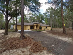 Photo of 14355 Trinity Road, BROOKSVILLE, FL 34614 (MLS # U8035282)