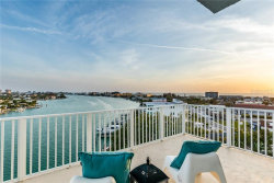 Photo of 285 107th Avenue, Unit 801, TREASURE ISLAND, FL 33706 (MLS # U8064181)
