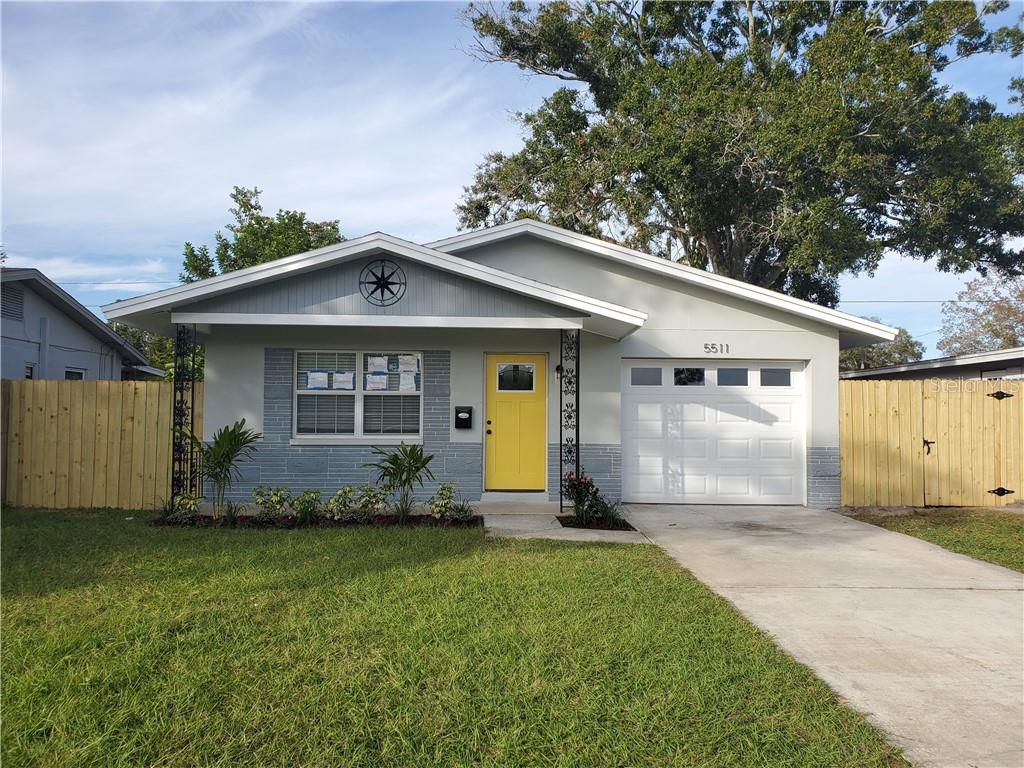 Photo for 5511 17th Avenue N, ST PETERSBURG, FL 33710 (MLS # U8066321)