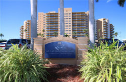 Photo of 880 Mandalay Avenue, Unit C807, CLEARWATER, FL 33767 (MLS # U8078302)