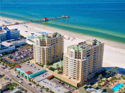 Photo of 10 Papaya Street, Unit 1001, CLEARWATER BEACH, FL 33767 (MLS # U8088581)