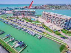 Photo of 1 Key Capri, Unit 305W, TREASURE ISLAND, FL 33706 (MLS # U8090841)