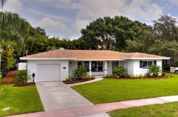 Photo of 410 Poinsettia Road, BELLEAIR, FL 33756 (MLS # U8097273)
