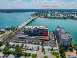 Photo of 500 Treasure Island Causeway, Unit 201, TREASURE ISLAND, FL 33706 (MLS # U8098160)