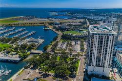 Photo of 1 Beach Drive Se, Unit 808, ST PETERSBURG, FL 33701 (MLS # U8099082)