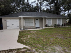 Photo of 1495 10th Street, ORANGE CITY, FL 32763 (MLS # V4904310)