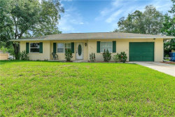 Photo of 3320 Garden Avenue, SPRING HILL, FL 34609 (MLS # W7812673)