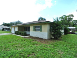 Photo of 3109 S Canal Drive, PALM HARBOR, FL 34684 (MLS # W7816219)