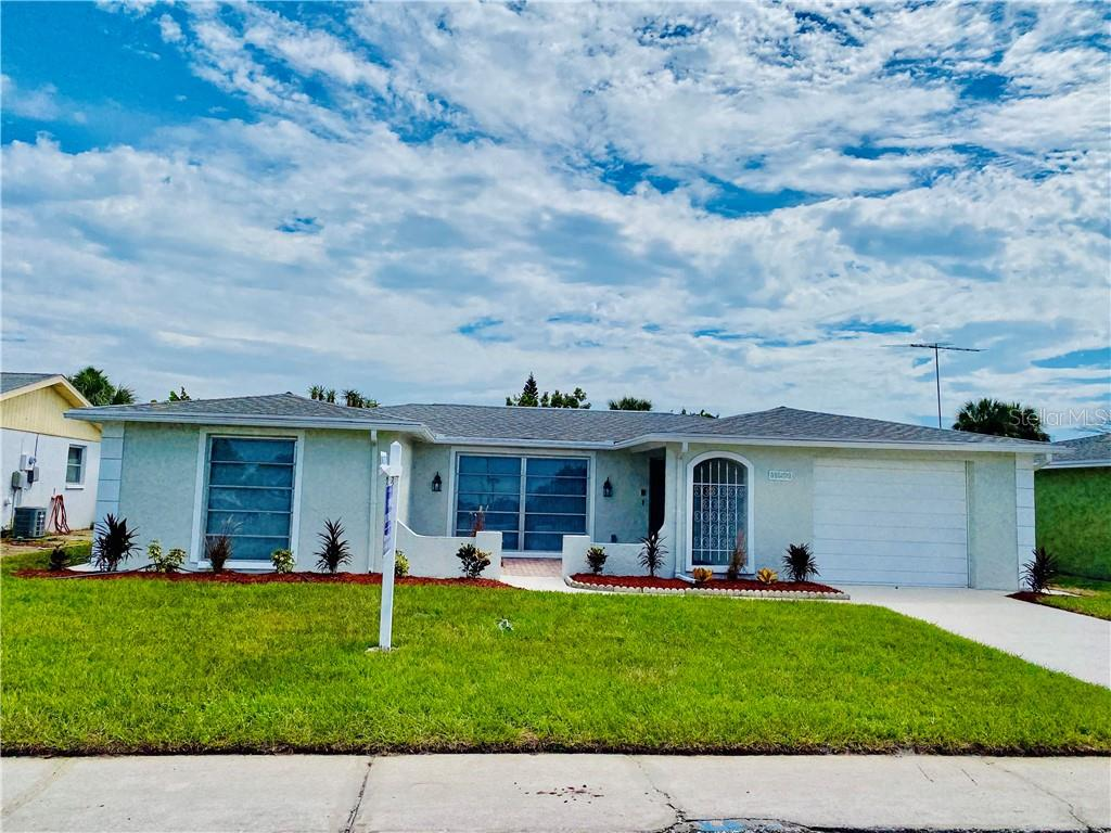 Photo for 1152 Chelsea Lane, HOLIDAY, FL 34691 (MLS # W7826980)