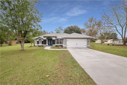 Photo of 6042 Honeysuckle Lane, BROOKSVILLE, FL 34602 (MLS # W7828519)