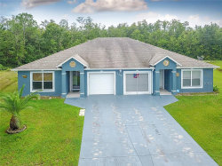 Photo of 725 Bittern Lane, Unit A and B, POINCIANA, FL 34759 (MLS # S5022010)