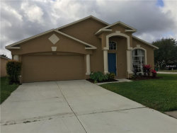Photo of 24812 Wild Frontier Drive, LAND O LAKES, FL 34639 (MLS # T3151759)