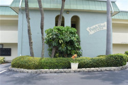 Photo of 12000 Capri Circle S, Unit 30, TREASURE ISLAND, FL 33706 (MLS # U8008031)