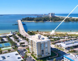 Photo of 800 S Gulfview Boulevard, Unit 302, CLEARWATER BEACH, FL 33767 (MLS # U8042563)