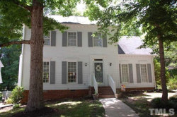 Photo of 100 Red Stone Court, Cary, NC 27513 (MLS # 2136131)