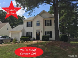 Photo of 100 Wellspring Drive, Holly Springs, NC 27540 (MLS # 2145601)