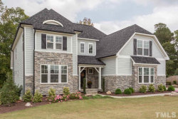 Photo of 5909 Fortress Drive, Holly Springs, NC 27540 (MLS # 2155967)