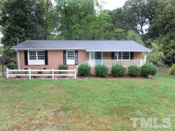 Photo of 1020 Plantation Drive, Cary, NC 27511 (MLS # 2156737)