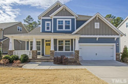 Photo of 813 Ancient Oaks Drive, Holly Springs, NC 27540 (MLS # 2173598)