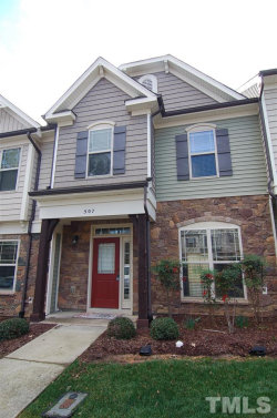 Photo of 507 Matheson Place, Cary, NC 27511-6746 (MLS # 2174463)
