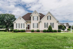 Photo of 101 Christopher Drive, Clayton, NC 27520 (MLS # 2186820)