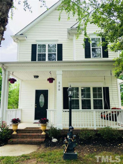 Photo of 520 E Maple Avenue, Holly Springs, NC 27540 (MLS # 2192599)