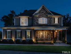 Photo of 221 Morning Oaks Drive, Holly Springs, NC 27540-7992 (MLS # 2219100)