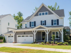 Photo of 332 Quaker Meadows Court, Holly Springs, NC 27540 (MLS # 2227154)