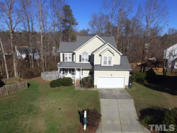 Photo of 104 Back Woods Circle, Holly Springs, NC 27540-7477 (MLS # 2231599)