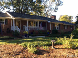 Photo of 705 Warren Avenue, Cary, NC 27511 (MLS # 2237052)