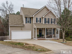 Photo of 105 Knobview Court, Holly Springs, NC 27540 (MLS # 2243288)