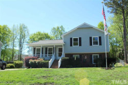 Photo of 106 Saddle Ridge Court, Garner, NC 27529 (MLS # 2248942)