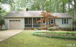 Photo of 103 Black Bear Court, Cary, NC 27513-4941 (MLS # 2261341)