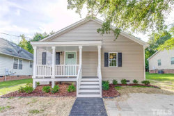 Photo of 205 Lawrence Street, Fuquay Varina, NC 27526 (MLS # 2261570)