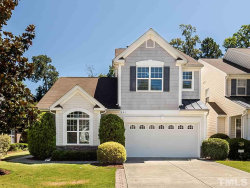 Photo of 201 Bell Tower Way, Morrisville, NC 27560-5520 (MLS # 2261622)