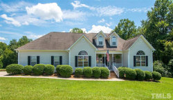 Photo of 323 Saddle Ridge Drive, Willow Spring(s), NC 27592 (MLS # 2268377)