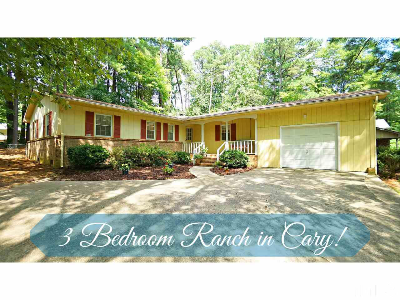 Photo for 112 Sycamore Street, Cary, NC 27513-4228 (MLS # 2270475)