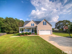 Photo of 1509 Grassy Hills Lane, Holly Springs, NC 27540-7285 (MLS # 2278800)
