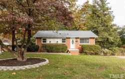 Photo of 103 Crest Road, Cary, NC 27513 (MLS # 2287343)