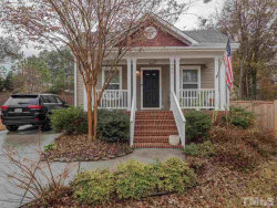 Photo of 920 Dorothy Sanders Way, Raleigh, NC 27601 (MLS # 2292365)
