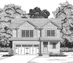 Photo of 276 Ransfield Lane , 380 homesite, Fuquay Varina, NC 27526 (MLS # 2304662)