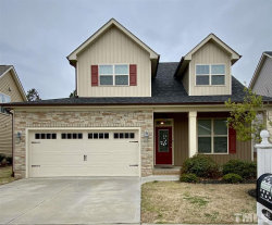 Photo of 112 Scarlet Bell Drive, Youngsville, NC 27596 (MLS # 2307577)