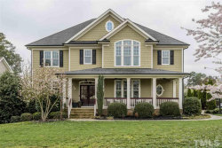 Photo of 2548 Bryant Pond Lane, Apex, NC 27502 (MLS # 2310281)