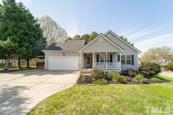 Photo of 100 Moss Rock Court, Holly Springs, NC 27540 (MLS # 2310841)