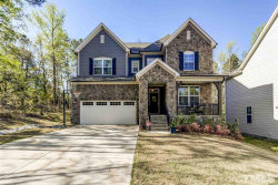 Photo of 225 Blue Granite Drive, Holly Springs, NC 27540 (MLS # 2312120)