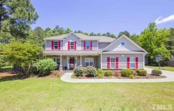 Photo of 2312 Valley Drive, Clayton, NC 27520 (MLS # 2322415)